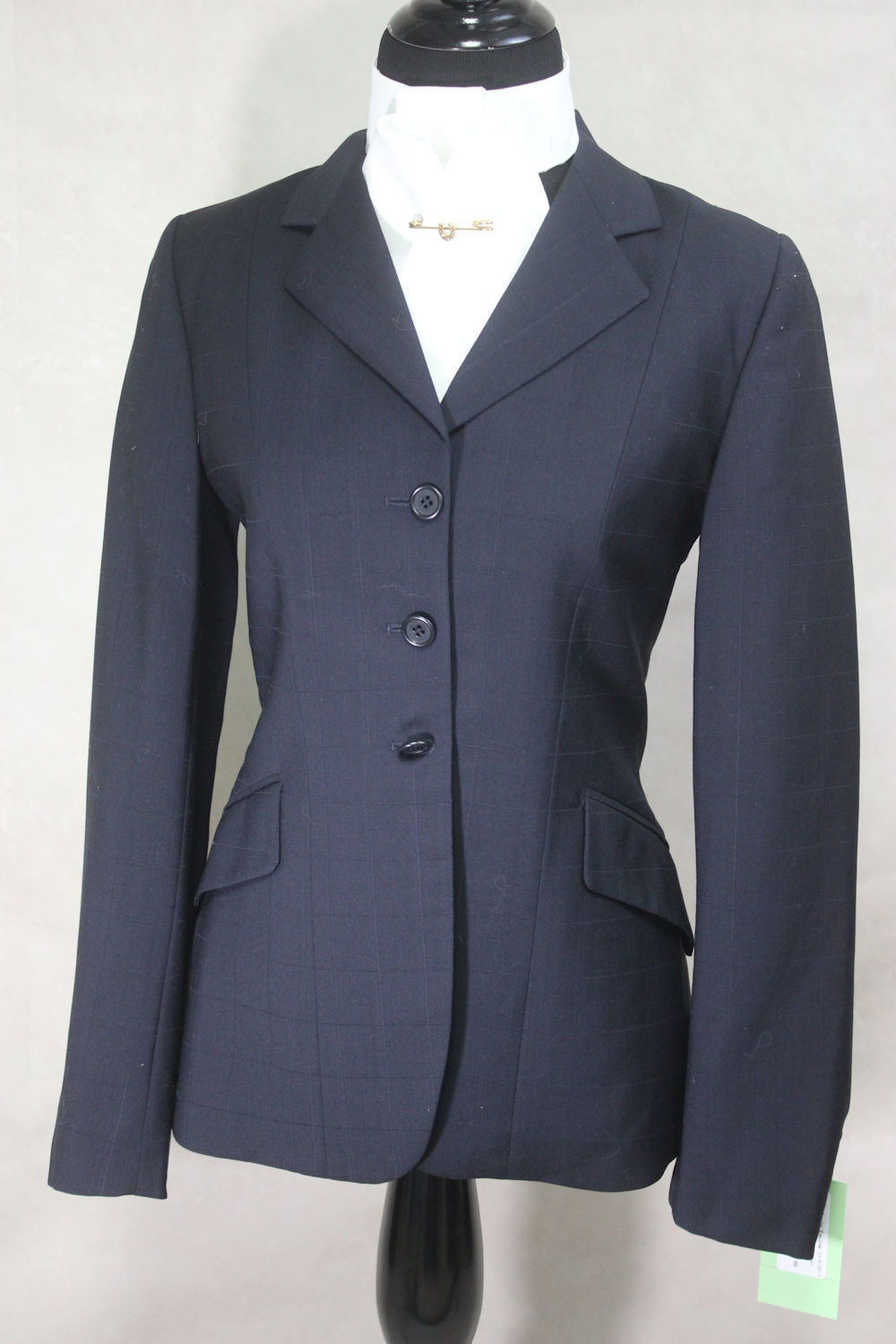 The Tailorosso Sportsman Navy Hunt Coat, Dimensione 2R Ref  38185