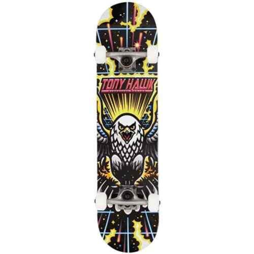 "Multi 7.5/"" Tony Hawk SS 180 Arcade Complete Skateboard"