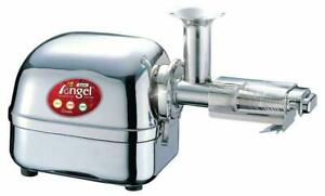 Angel Juicer (Worlds Best Cold Pressed Juicer) Free Shipping Canada Preview