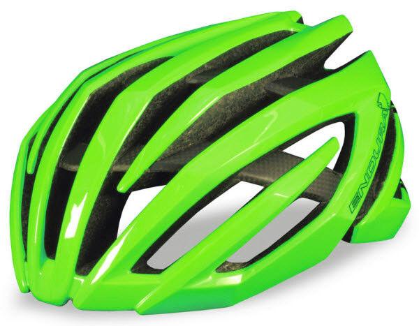 Endura AirShell Ciclismo Carretera Ciclismo AirShell Casco Medio/Grande Verde bf11cc