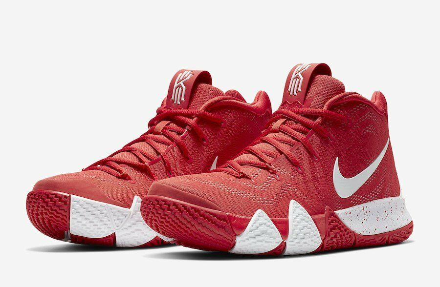 Nike Kyrie 4 Team (Red)  Free Shipping