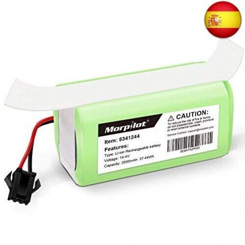 morpilot Batería para Conga Excellence 990, 14.4V 2600mah Li-Ion, Compatible