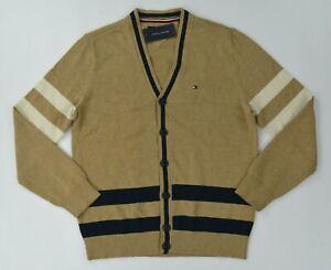 NWT Men/'s Tommy Hilfiger Waffle Knit Cardigan Sweater Sizes   L XL XXL 3XL