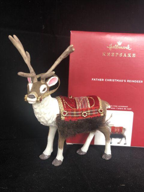 2020 Hallmark Father Christmas Ornament FREE Shipping