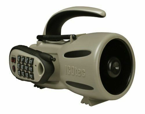 L@@K ICOtec GC350 Electronic Call Projoator Programmable 24 Calls Hunting NEW