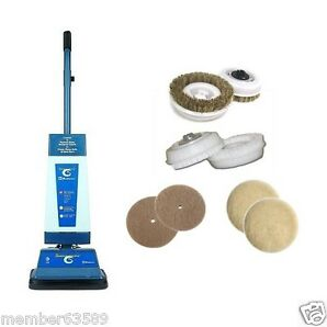 Koblenz P-820 - Blue - Upright Vacuum Cleaner