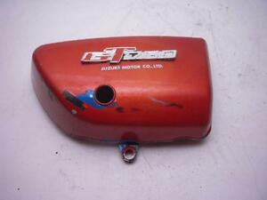 19774-GT750-RIGHT-SIDE-COVER-REPAINTED-OEM-USED-F0940