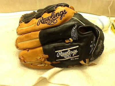 "Gloves & Mitts Sporting Goods Systematic Rawlings 13.5"" Vsb135 The Vise Baseball Softball Glove Right Handed Throw"