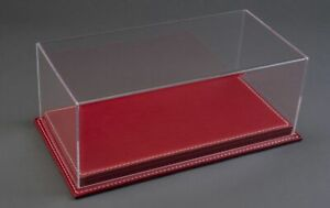 1:12 Display CASE MULHOUSE MODEL red green or turquoise ATLANTIC 10091 6 10101 2