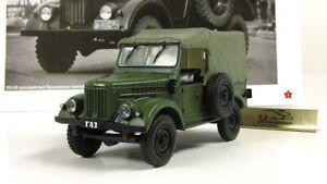 Scale-car-1-43-GAZ-69-1953