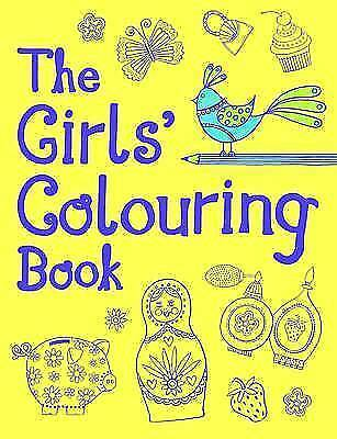 1 of 1 - Good, The Girls' Colouring Book, Eckel, Jessie, Book