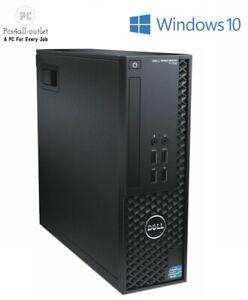 DELL-Precision-T1700-Core-i5-4570-3-20GHz-SFF-PC-8GB-RAM-500GB-Windows-10-PRO
