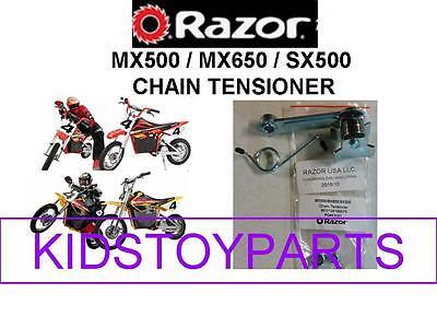 Razor MX500//MX650 Chain Tensioner