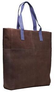 Bodenschatz-Leder-Shopper-braun-Ledertasche-Handtasche-Tasche-Damentasche