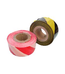 72mm x 500m Safety Warning Marking Hazard Tapes,Yellow black Barrier Tape