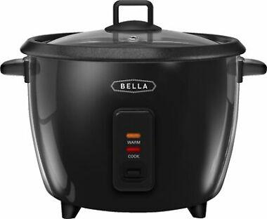 Bella 16-Cup Manual Rice Cooker