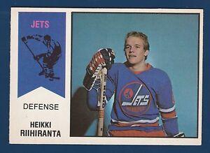 HEIKKI-RIIHIRANTA-RC-74-75-WHA-O-PEE-CHEE-WHA-1974-75-NO-31-EXMINT-22012