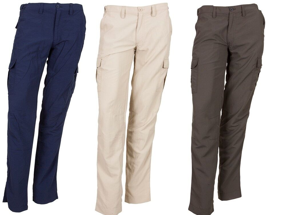 Men's Functional Trousers  life-line Russell  RRP from 69,95  Hiking pants Trekking Pants  luxury brand