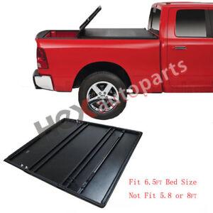 New Tonneau Cover Soft Tri Fold For Ram 1500 2500 3500 Pickup
