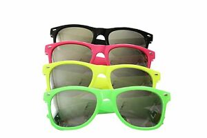 PIPEL-Kult-Sonnenbrille-Retro-Brille-Hornbrille-verspiegelt-STYLE
