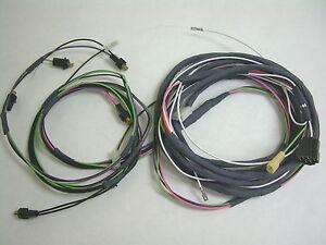 1958 chevy tail light wiring 1958 58 chevrolet impala rear body light wiring harness 2 and 4  1958 58 chevrolet impala rear body