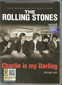 THE-ROLLING-STONES-Charlie-is-My-Darling-Ireland-1965-MALAYSIA-DVD-NEW-FREE-SHIP