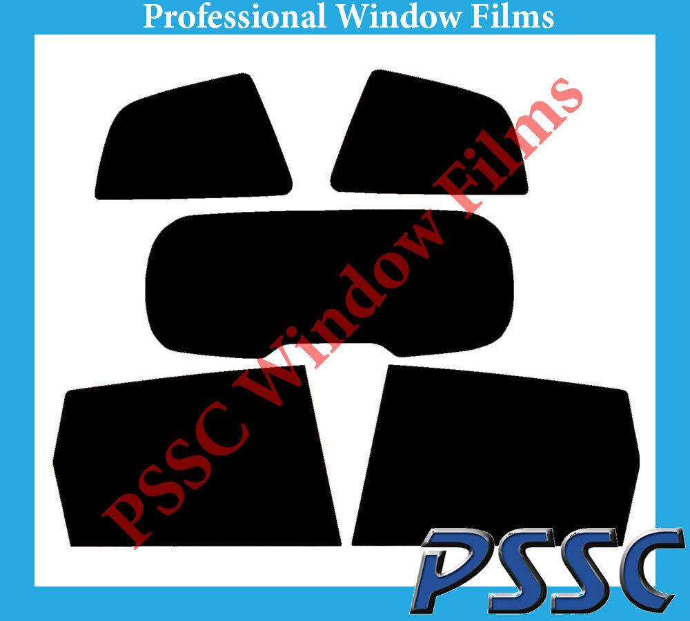 PSSC Pre Cut Rear Car Window Films - Renault Grand Scenic 5 Door 2004 to 2015
