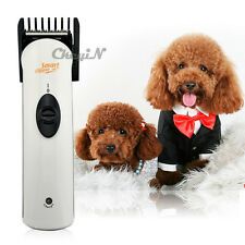 Professional Pet Dog Cat Hair Clipper Trimmer Hair Cutting Machine Grooming Tool