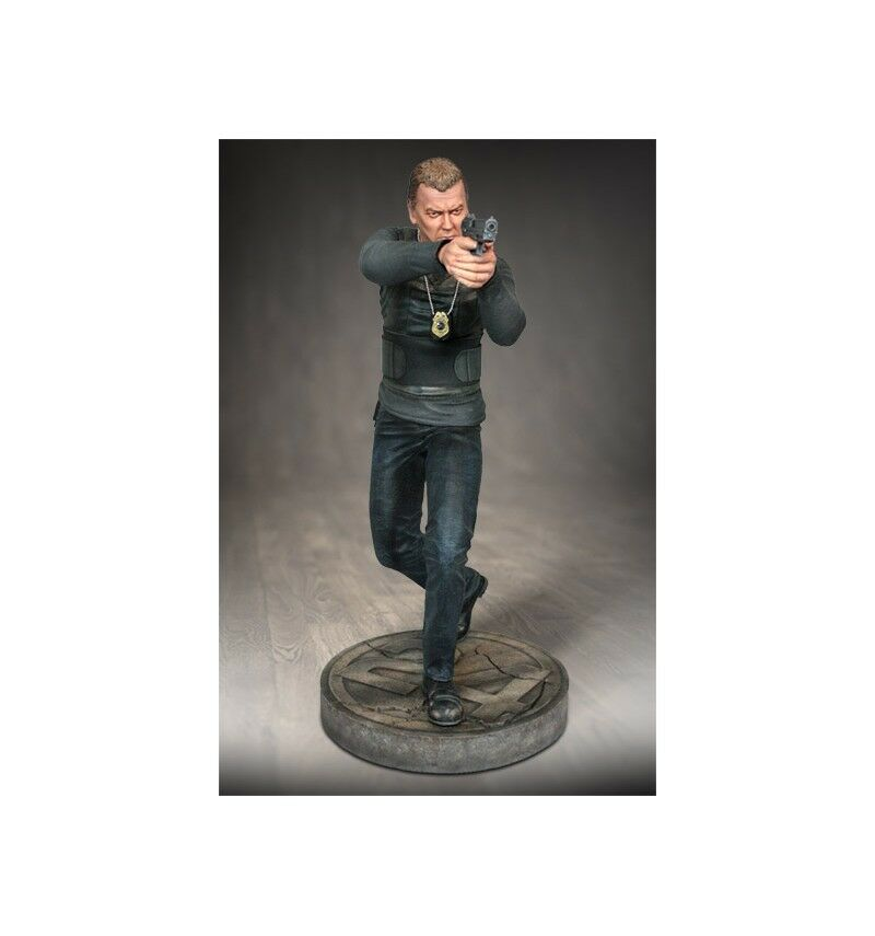 Hollywood Collectibles statue 24  Jack Bauer 1 4 scale