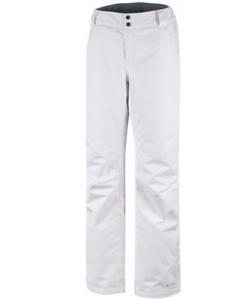 New Columbia Women's Bugaboo 2 Pants, Large Regular, White