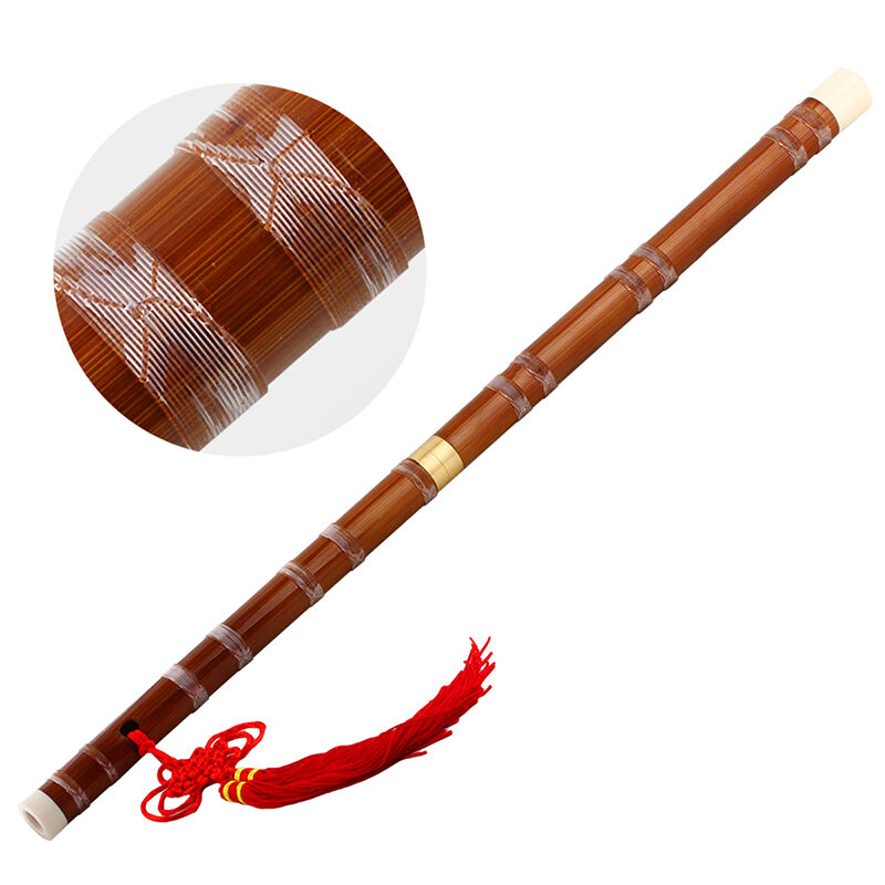 traditional chinese musical instrument handmade bamboo