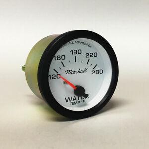 Marshall-2-1-16-034-Water-Temperature-Gauge-White-Dial-Black-Bezel-2234BLK