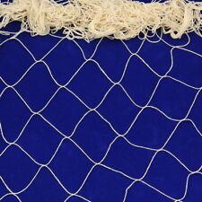Fischernetz maritimes Dekonetz maritime Dekoration Deko Netz beige 100 x 200 cm