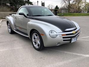 2006 Chevrolet SSR Final Production Edition