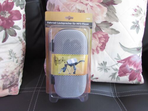 BICYCLE LOUDSPEAKERS FOR MP3 PLAYERS//MOBILE PHONES FOR MUSIC WHILE YOU CYCLE