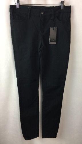 Exchange x Pantalon 5 29 Super Armani A31 A poches 8057015233338 Jeans Taille Black Skinny EgSvdaqc