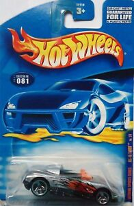 Hot Wheels 2001-081 Extreme Sports Series 1//4 MX-48 Turbo 1:64 Scale