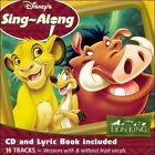 Disney's Karaoke Series: Lion King by Disney (CD, Apr-2006, Walt Disney)