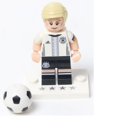 Lego german football team figurine 71014-mustafi no 2 neuf