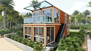 40 39 ft x 4 luxury duplex shipping container home 2bd 2bth - 40ft shipping container home ...