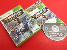 Nascar The Game: Inside Line (Xbox 360) 50% off shipping on additional purchase