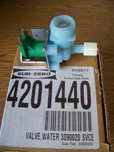 Sub-zero Part 4201440 or 3090020 Water Valve