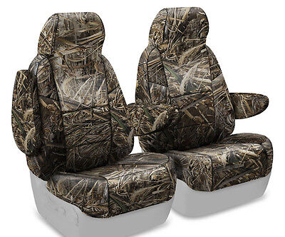 NEW Full Printed Realtree Max-5 Camo Camouflage Seat Covers 5102039-17