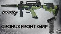 Tippmann Cronus Gun Grip, Tippmann Cronus Tactical Gun Grip Black, Paintball Gun