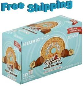 Donut-Shop-Sweet-amp-creamy-Nutty-Hazelnut-Coffee-Keurig-k-cups