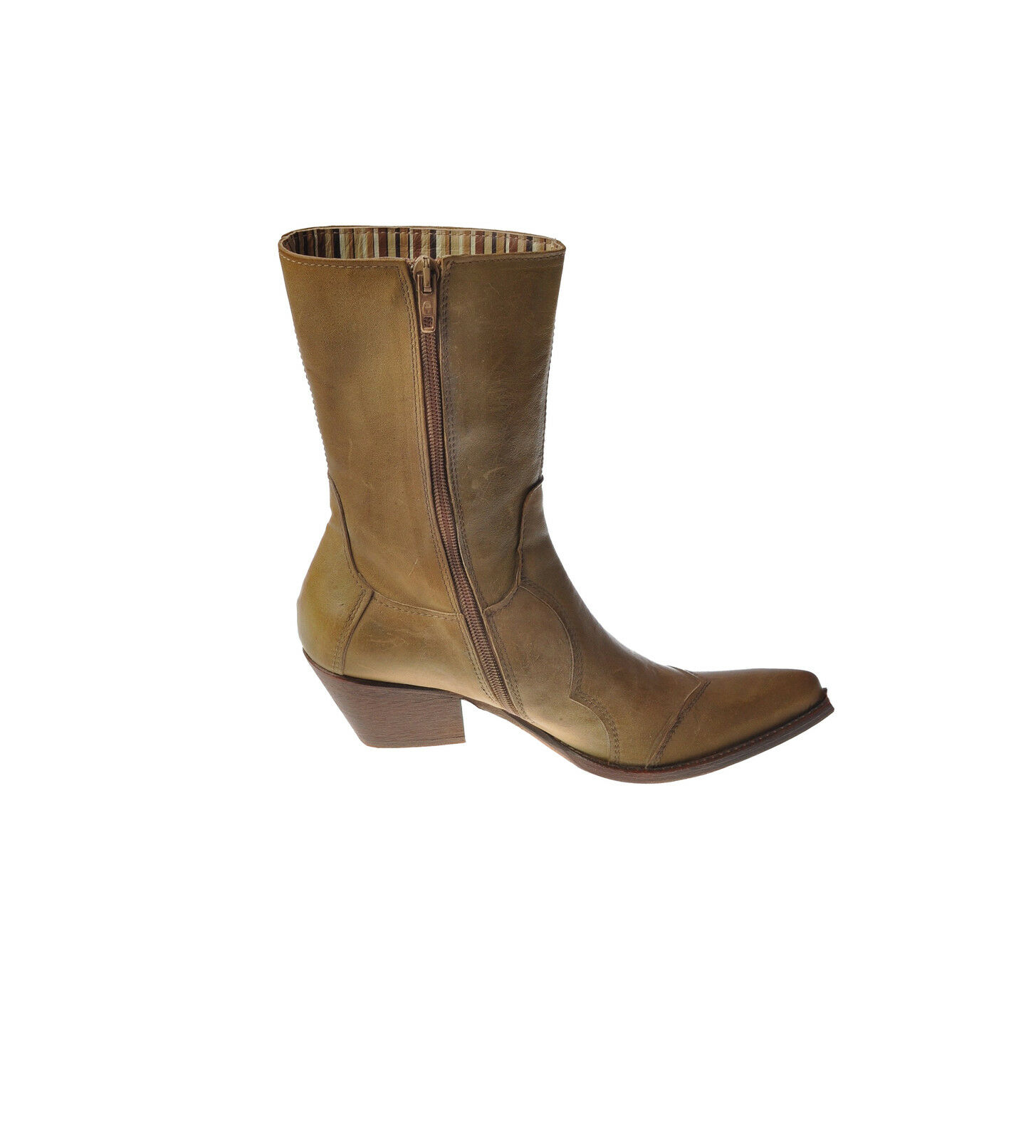 Moma - scarpe-stivali - Woman - verde - 3252328N185135