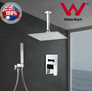 10-039-039-250mm-Square-Shower-Head-Set-Handheld-Spray-200mm-Ceiling-Arm-Mixer-Tap