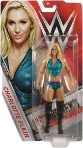 Charlotte-WWE-Mattel-Basic-71-Brand-New-Action-Figure-Toy-Mint-Packaging