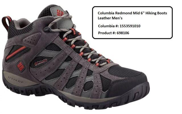Redmond Mid Waterproof Hiking Boot