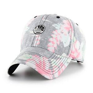38baa716a5d Golden State Warriors 47 Brand Clean Up Hat Adjustable Cap Stigma ...